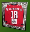 Jersey or Memorabilia Framing:   'Our experts can help you display any of your collectibles or treasured objects in a conservation grade shadow box.  Quotes are always free!